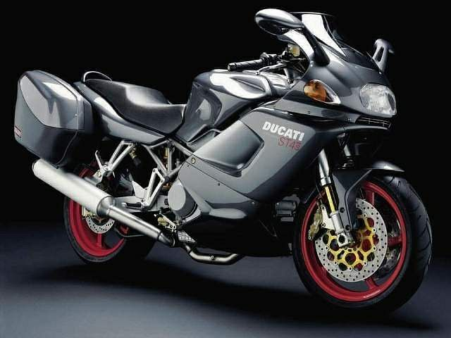 Ducati ST4S ABS (2003-04)