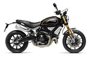 Ducati Scrambler 1100 Sport (2018)