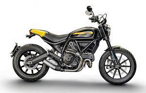 Ducati Scrambler Full Throttle 2017 (2017-18)