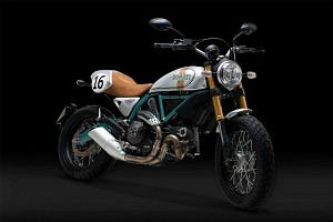 ducati scrambler Paul Smart Replica (2015)