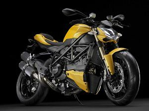 Ducati Streetfighter 848 (2013)