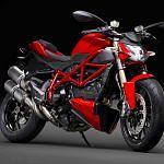 Ducati Streetfighter 848 (2015)