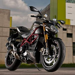 Ducati Streetfighter S (2012)
