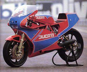 Ducati 750 TT1 (1984)
