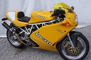Ducati 900 SL Superlight (1996-97)