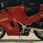 Gilera 125 KZ (1990)