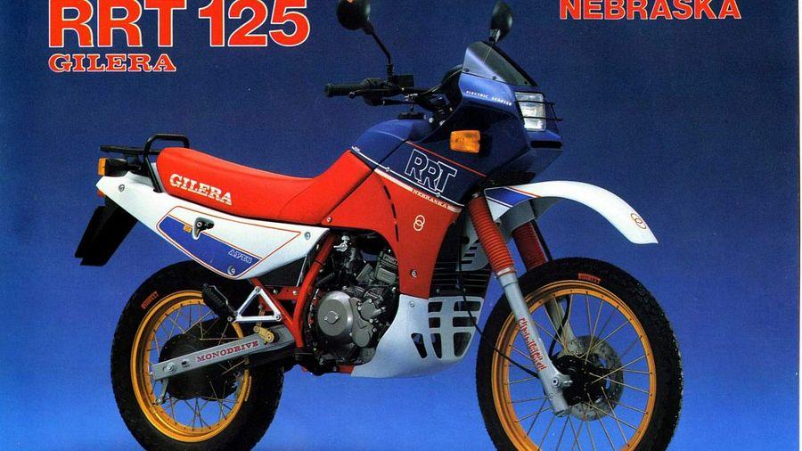 Gilera 125 RRT (1987)