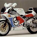 Gilera SP01 125 (1988-89)
