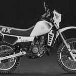 Gilera RTX125 (1984-85)