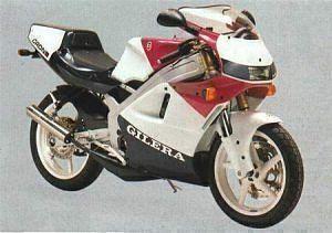Gilera Crono 125 (1990)