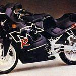 Gilera MX-R 125 Endurance (1989-91)