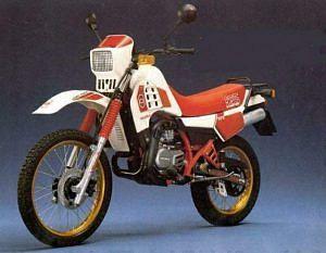 Gilera RTX125 (1986)