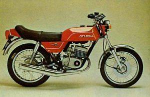 Gilera TG1-125 (1980)