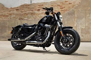 Harley Davidson XL1200X Forty-Eight (2016-17)