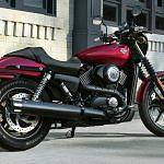 Harley Davidson XG Street 750 (2016-17)