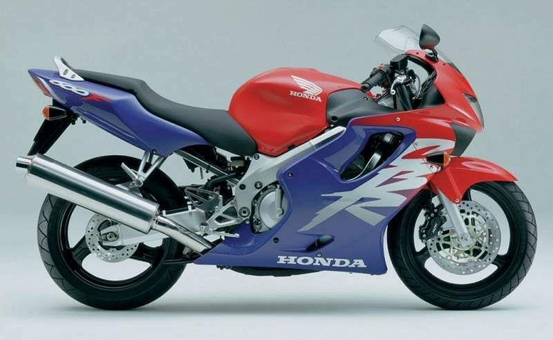 Honda CBR 600F4 (1999)