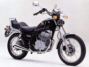 Honda CBX125F (1993)