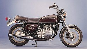 Honda GL1000LTD (1976)