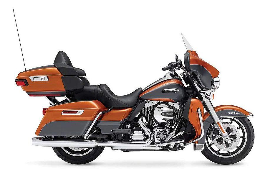Harley Davidson FLHTCU Electra Glide Ultra Classic Low (2016)