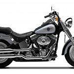 Harley Davidson FLSTF/I Fat Boy (1999-00)