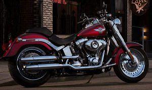 Harley Davidson Softail Fat Boy (2015)