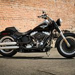 Harley Davidson FLSTF Fat Boy (2015)