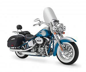Harley Davidson FLSTN-SE Softail Deluxe CVO (2015)