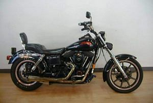 Harley Davidson FXDB Sturgis (1991)