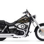 Harley Davidson FXDWG Dyna Wide Glide (2016-17)