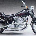 Harley Davidson FXSTSB Bad Boy (1995)