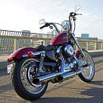 Harley Davidson XL 1200V Seventy Two (2012-13)