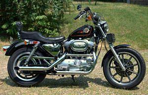 Harley Davidson XLH 1200 Sportster (1988-90)