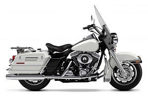 Harley Davidson FLHPFI (2003)