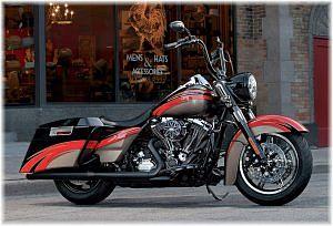 Harley Davidson FLHR Road King (2013)