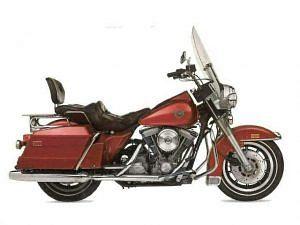 Harley Davidson FLHS 1340 Electra Glide (1988)