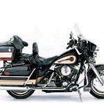 Harley Davidson FLHTC 1340 Electra Glide Classic 85th Anniversary (1988)