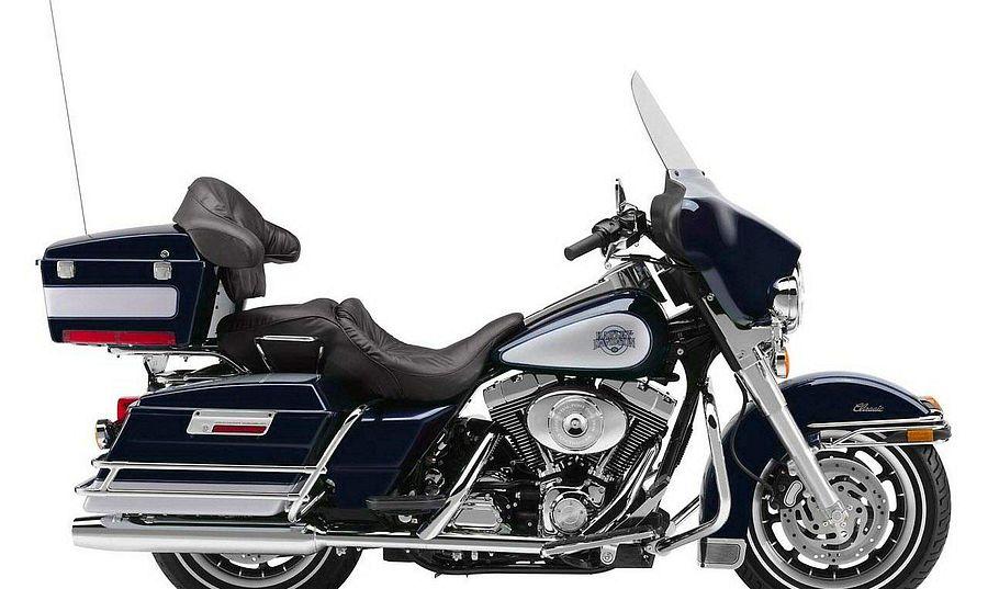 Brilliant Harley Davidson Flhtc I Electra Glide Classic 2003 04 Creativecarmelina Interior Chair Design Creativecarmelinacom