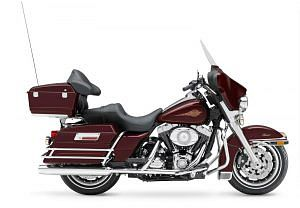 Harley Davidson FLHTC Electra Glide Classic (2007-08)