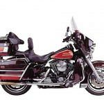 Harley Davidson FLHTC Electra Glide Classic (1999-00)