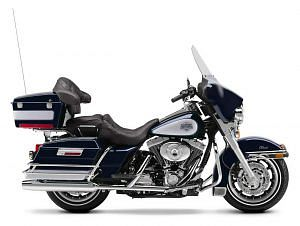 Harley Davidson FLHTC/I Electra Glide Classic (2003-04)