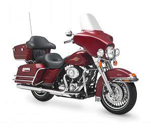 Harley Davidson FLHTC Electra Glide Classic (2009-10)