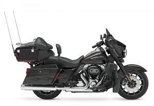 Harley Davidson FLHTCU SE5 Electric Glide Ultra Classic CVO Dark (2010)