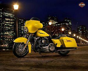 Harley Davidson FLHX Street Glide (2013)