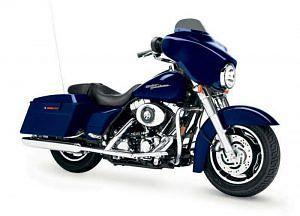 Harley Davidson FLHX Street Glide (2006)