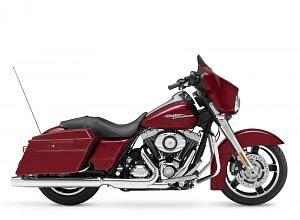 Harley Davidson FLHX Street Glide (2010)