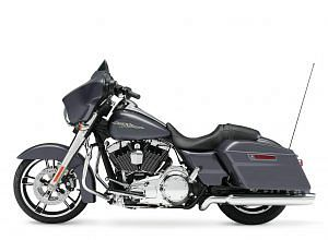 Harley Davidson FLHX Street Glide (2014)