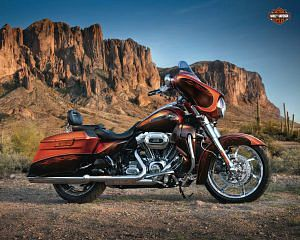 Harley Davidson FLHX SE CVO Street Glide (2012)