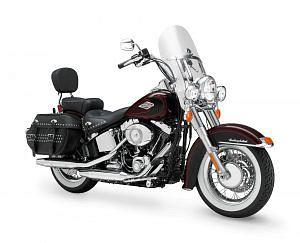 Harley Davidson FLSTC Heritage Softail Classic (2011)