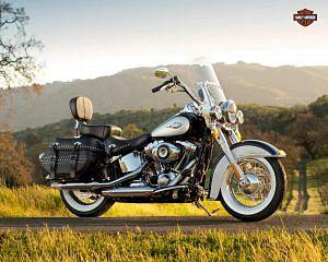 Harley Davidson FLSTC Heritage Softail Classic (2013)