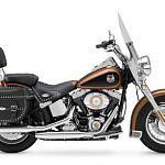 Harley Davidson FLSTC Heritage Softail Classic 105th Anniversary Edition (2008)